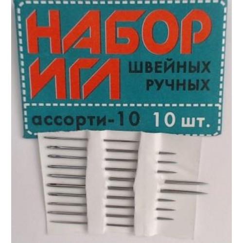 Российские ручные иглы