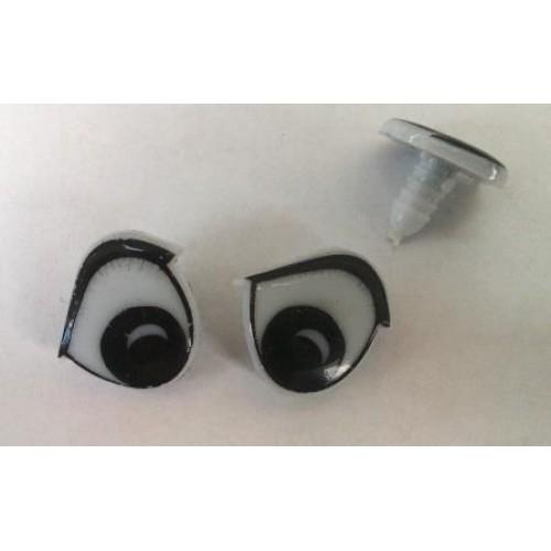 Глаза, носы  для игрушек