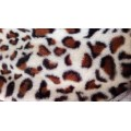 Мех леопард шир.150см 100%пэ Корея