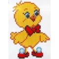 148 Цыпленок н-р для вышивания крестом Артикул: 148