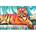 772 Тигр 44*30 рисунок на канве