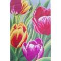 909 Тюльпаны 25*37 рисунок на канве
