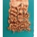 Волосы(шиньон)5с-26(русо-золотой)