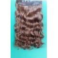 Волосы(шиньон)5с2м30 (шатен)
