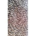 Мех подкладочный леопард беж ПЖН3-389Д4А3