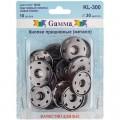 кнопки пришивные KL-300 диаметр 30мм