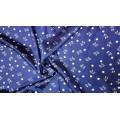 78РФД19С2 Атлас набивной темно-синий шир.150см