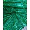 Галограмма зеленая