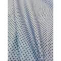 1442MJ Хлопок голубой 95%хл.5%эл шир.150см Корея