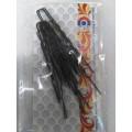 Шпилька для волос театральная 1-45 упак.20шт никель, хим.оксид